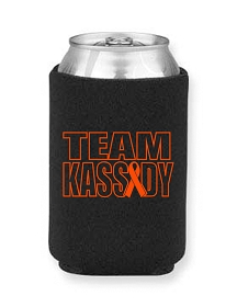 Team Kassidy Insulated Beverage Holder