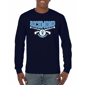Richmond 9u Baseball Long Sleeve Tshirt