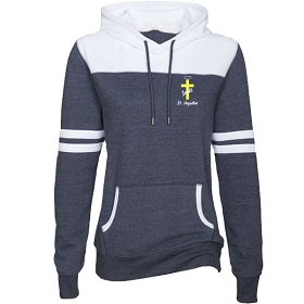 St. A's Enza Ladies Varsity Fleece Hood